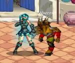 Dövüşçü Kız